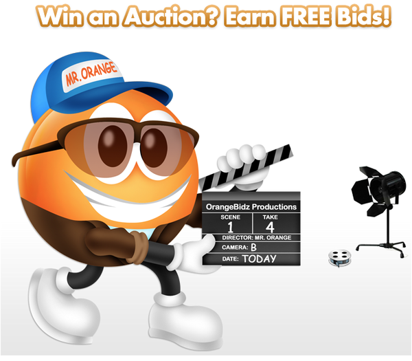 Earn free bids by submitting you video testimonial